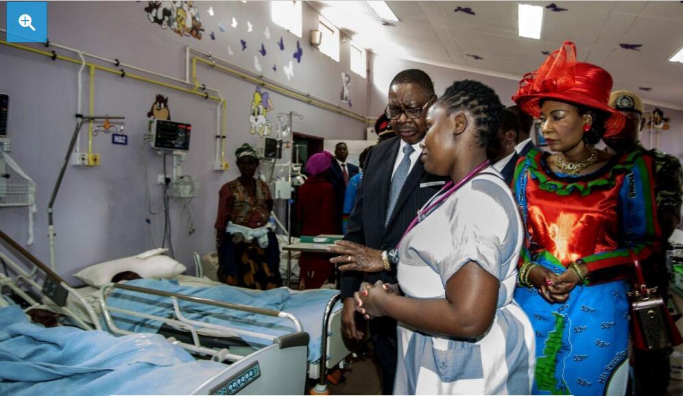非洲国家马拉维国庆活动发生踩踏事件 8死62伤