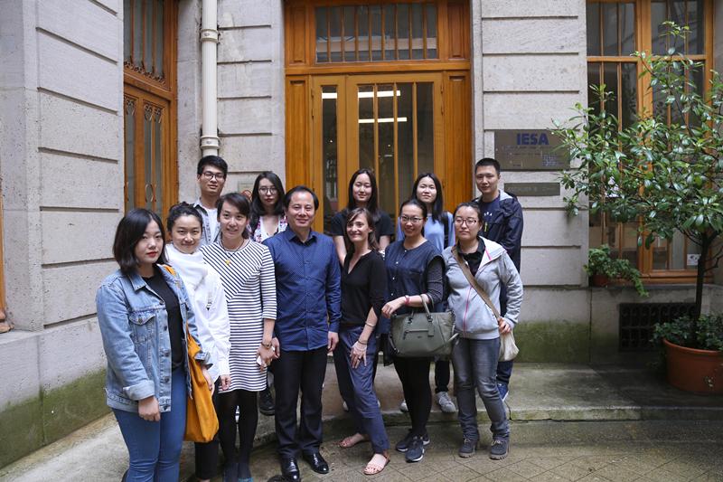 郑力铭专家来法办文物公益讲座 探讨成立亚洲研究中心