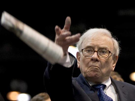 巴菲特捐价值31.7亿美元股票 总计已捐275亿