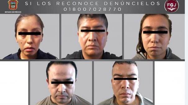 墨西哥5名警员被控强迫无辜路人持枪拍照以勒索钱财