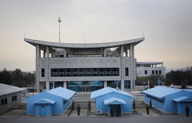 韩国再次向朝鲜提议举行军事会谈 朝方尚未回应