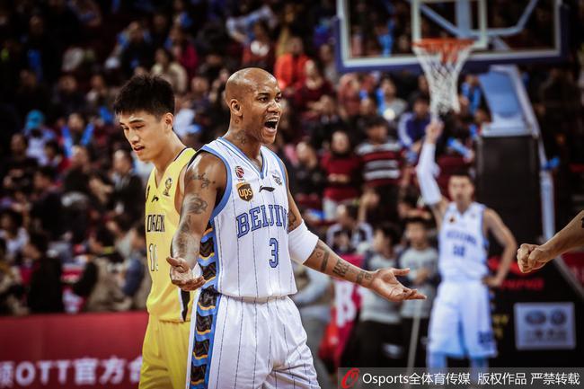 曝北京队曾向体育局打招呼 不让北控签马布里