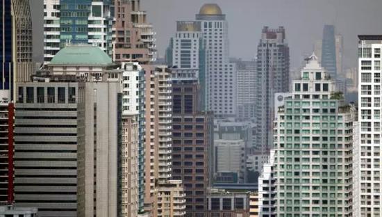 外媒:中国买家提振泰国楼市