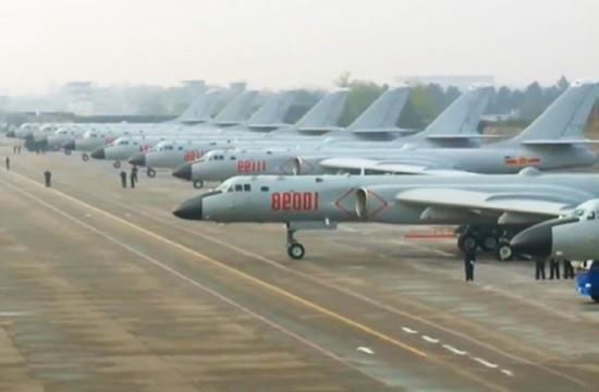 美智库关注中国战略轰炸机:未来可挑战美军地位