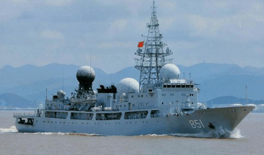 社评:中国侦察船自由航行 澳媒惊讶什么?