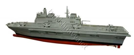土两栖舰3年内将建成可载F35 为何钟情航母?