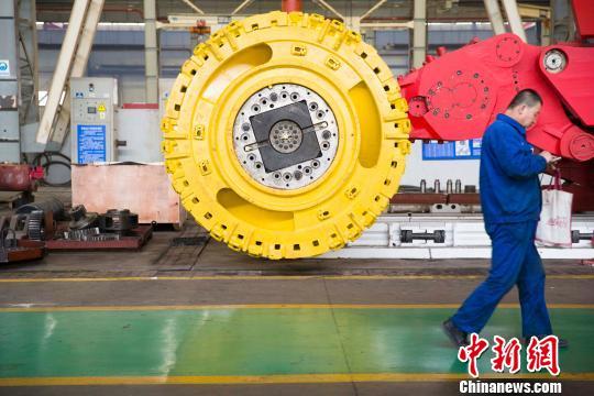 中国工业经济处于近三年同期最好状态