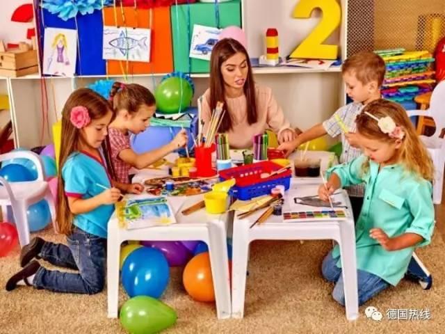 德国幼儿教育改革 柏林幼儿园率先推出六大新法规