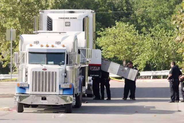 """美国这个州被称为""""人口走私中心"""",卡车偷渡案曝惊人细节! ..."""