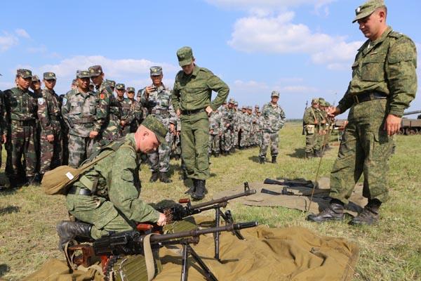 史上首次!中俄蒙三国举行大规模联合反恐演练