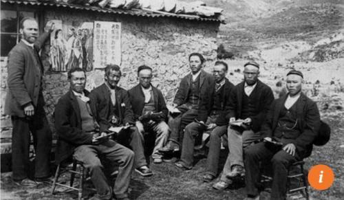 探寻百年前淘金华工:用勤奋智慧赢得当地尊重