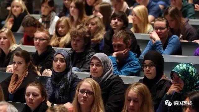 德国成最吸引外国留学生欧洲国家 中国留学生最多