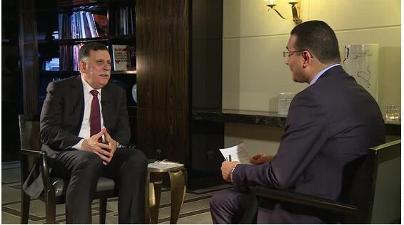 法媒:利比亚政府首脑极力呼吁大选