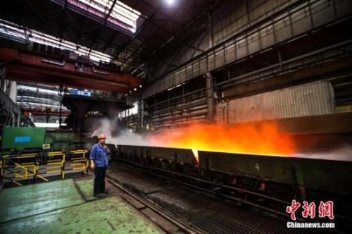 上半年全国规模以上工业企业利润总额同比增长22%