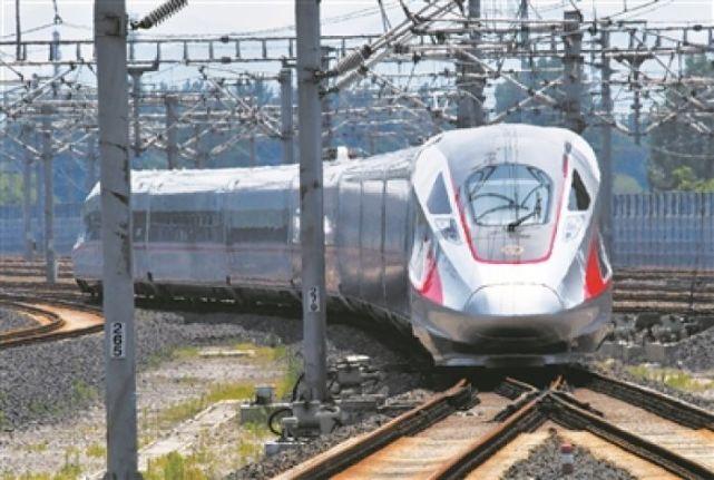 9月起复兴号提速至350公里 京沪高铁缩至4.5小时