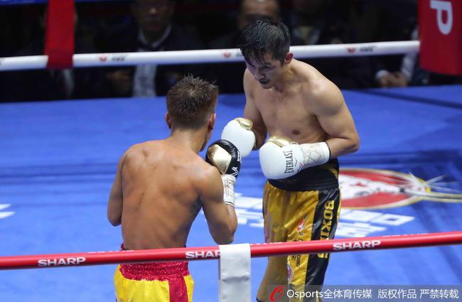 邹市明11回合苦战遭TKO 负日本挑战者失金腰带