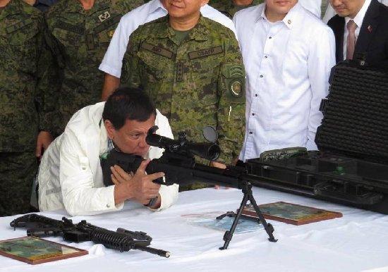 菲防长:菲军队应向解放军学习 将寻求中国帮助