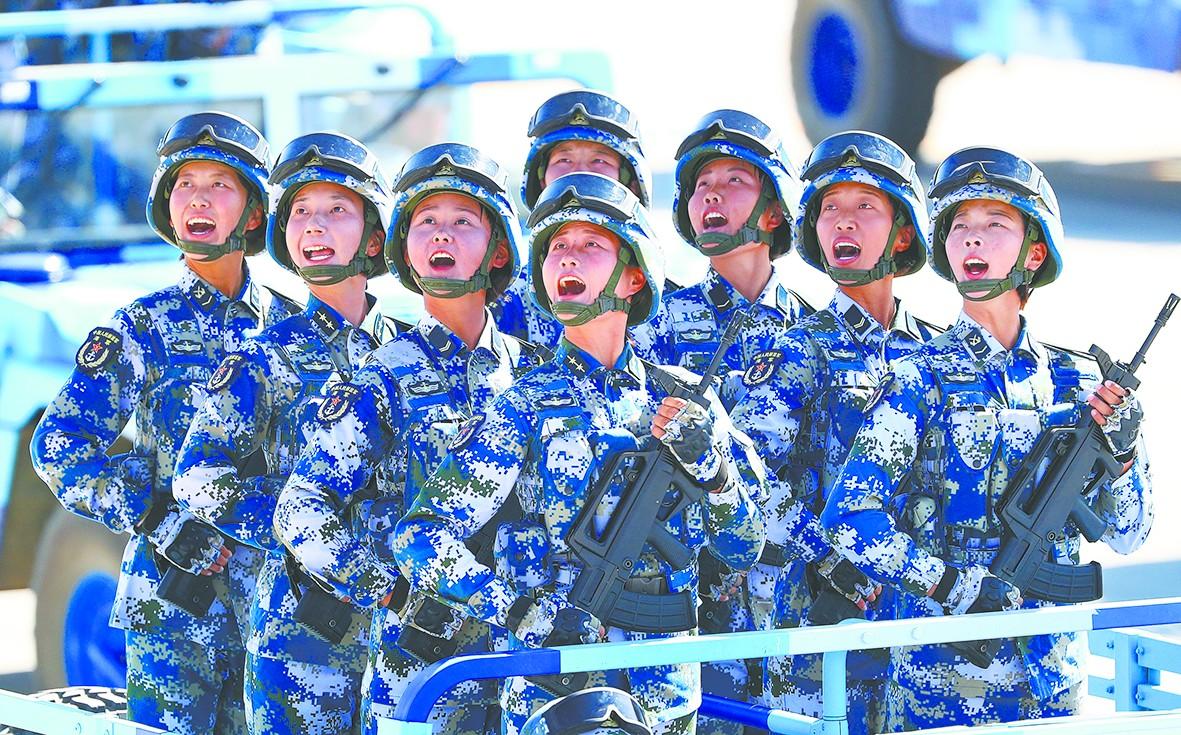 李杰:中国未来或在各方向配备相应海军陆战队