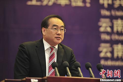 国侨办副主任郭军走访在尼华侨华人