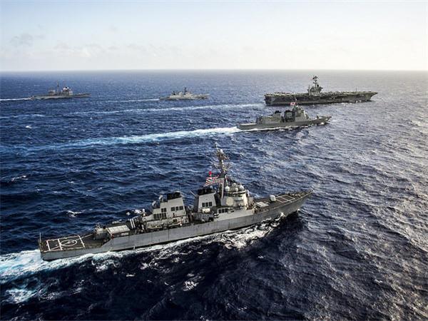 美日提南海妄称安保条约适用钓鱼岛 中方回应