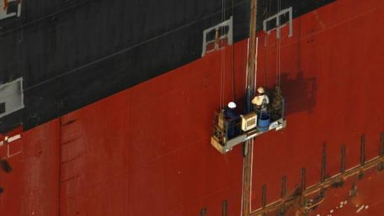 中国把目光投向深海采矿