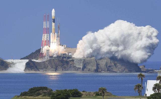 想打造独立导航系统?日本成功发射一颗导航卫星