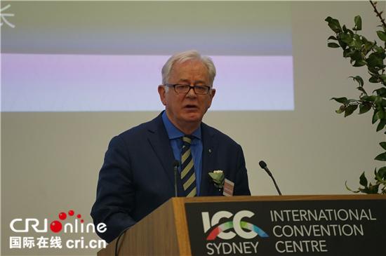 """澳大利亚前贸易与投资部长:""""一带一路""""在澳需要被逐步熟悉和接受 ..."""