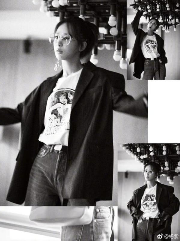 杨紫出道十年感恩粉丝:一起走过下个十年