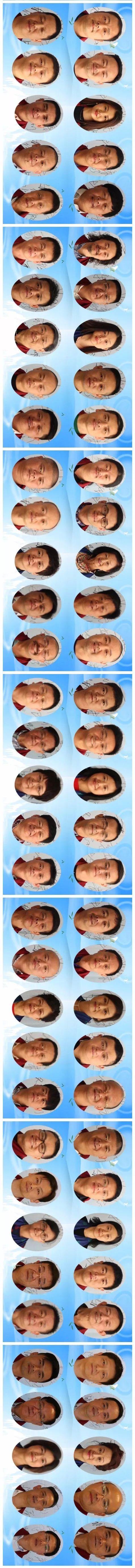 这些盛开在首届世界丽水大会上的笑脸,你认识吗?